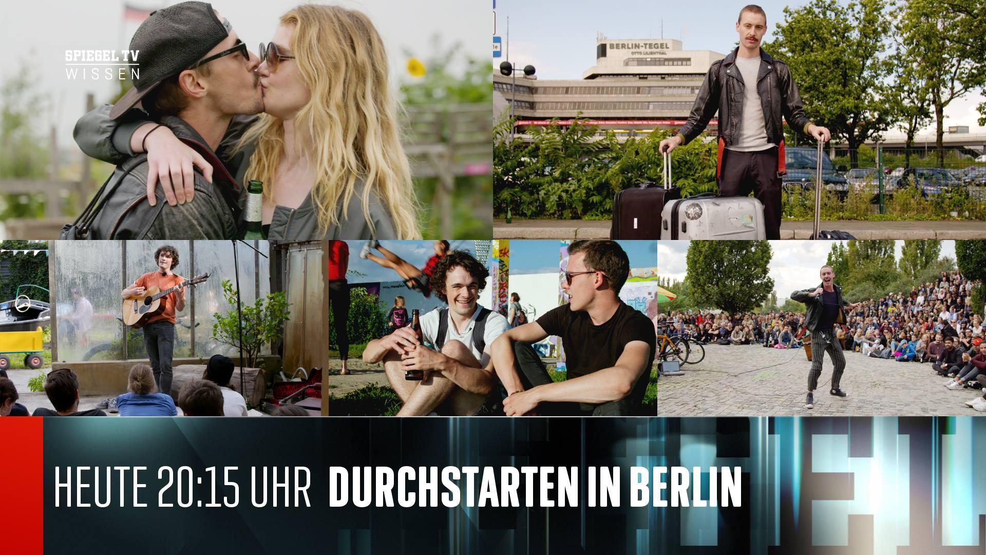 SOUND DESIGN & MIXING for new TV Series for Spiegel TV Wissen