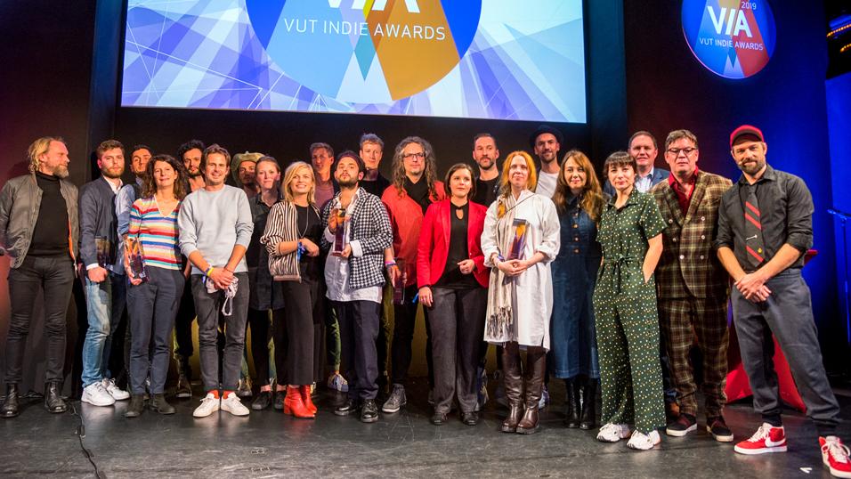 Laudatio Speaker & Jury Member for VIA – VUT Indie Awards 2019